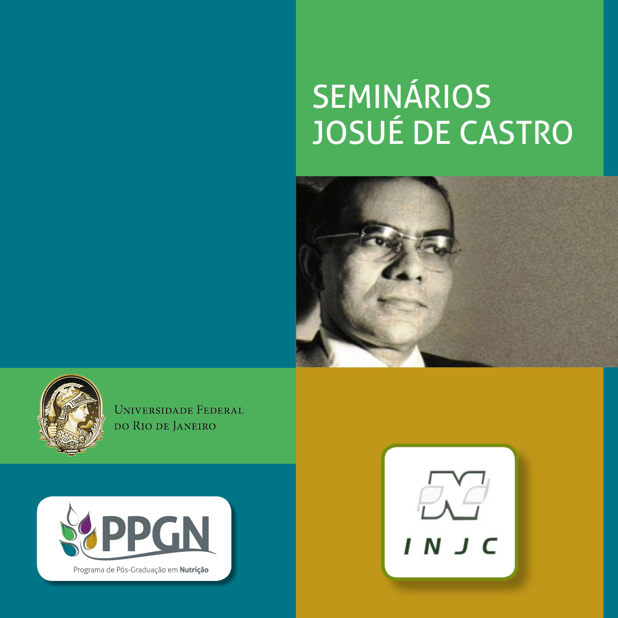 Josué de Castro Seminars