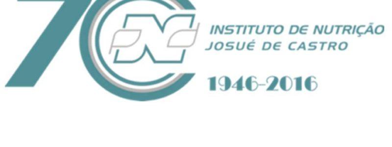 Novo site do Instituto de Nutrição Josué de Castro