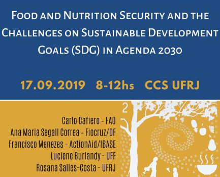 Food and Nutrition Security and the Challenges for the SDGs in the 2030 Agenda